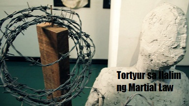 Tortyur sa Ilalim ng Martial Law (Torture Under Martial Law)